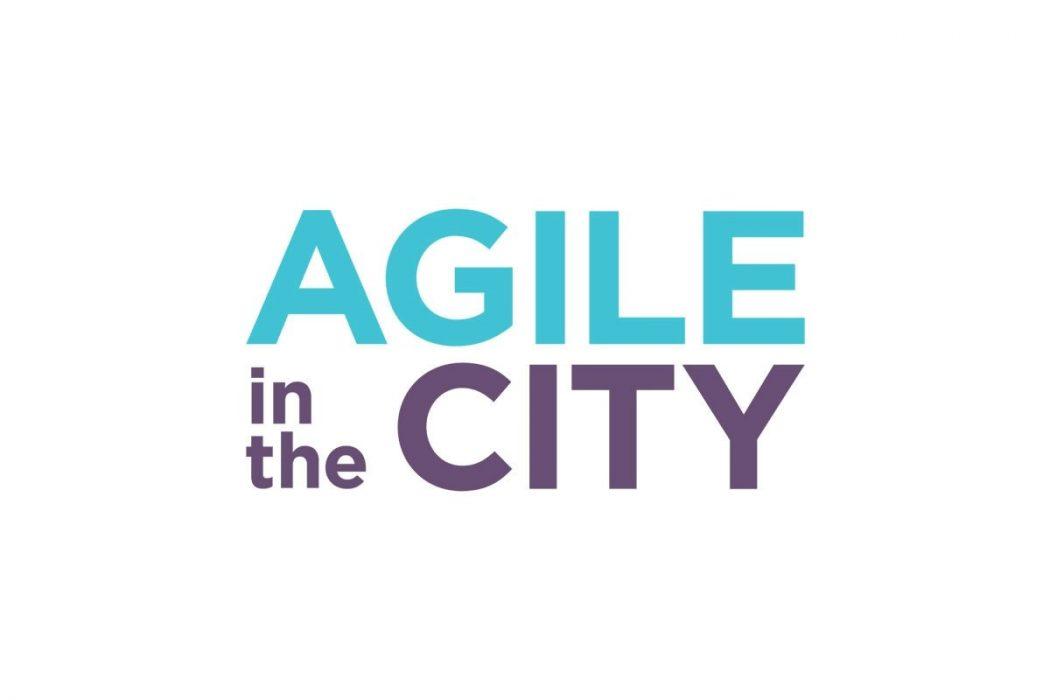 Agile in the city logo